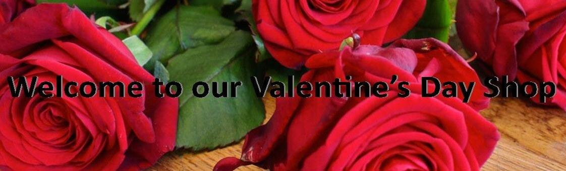 Valentine Flower Shop